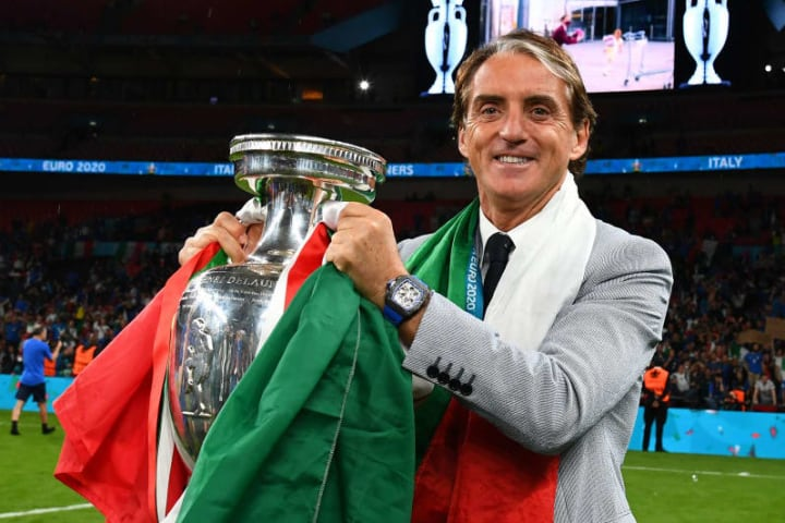 All Roberto Mancini Trophies As Manager Listed Club By Club