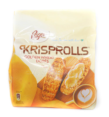 Krisprolls dorados