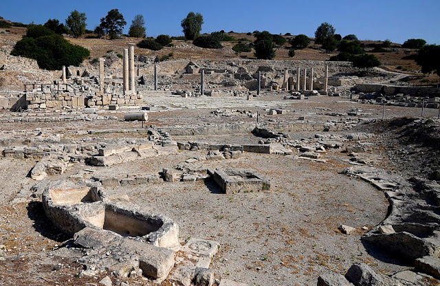 Cyprus showcases ancient undersea harbour to draw tourists