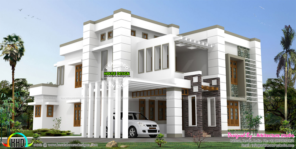 100 4000 Sq Ft House Plans 11 Modern Open Floor