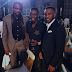 Samuel Eto'o cancels charity match following coup attempt in Turkey + photos of the players there