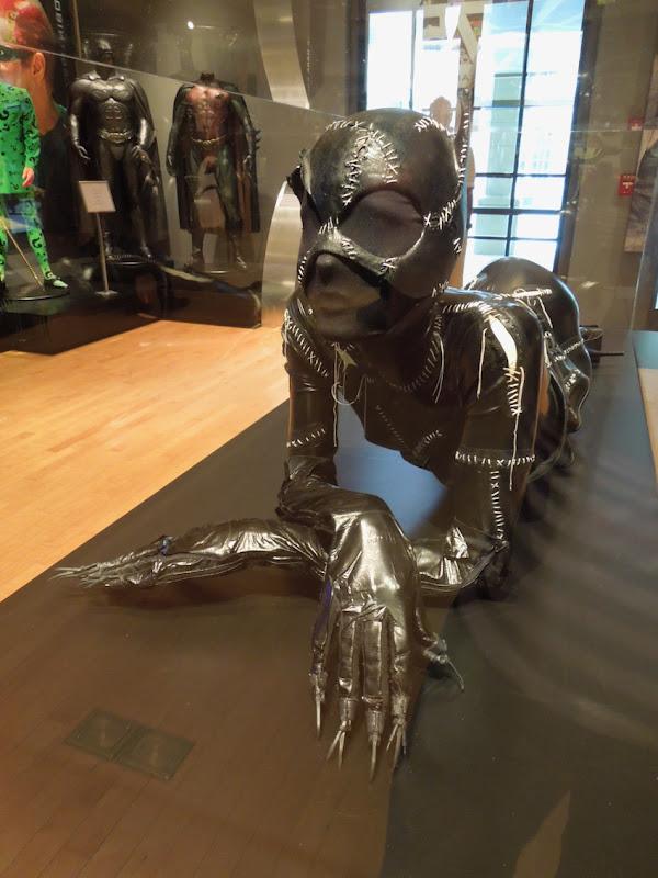 Michelle Pfeiffer Batman Returns Catwoman costume