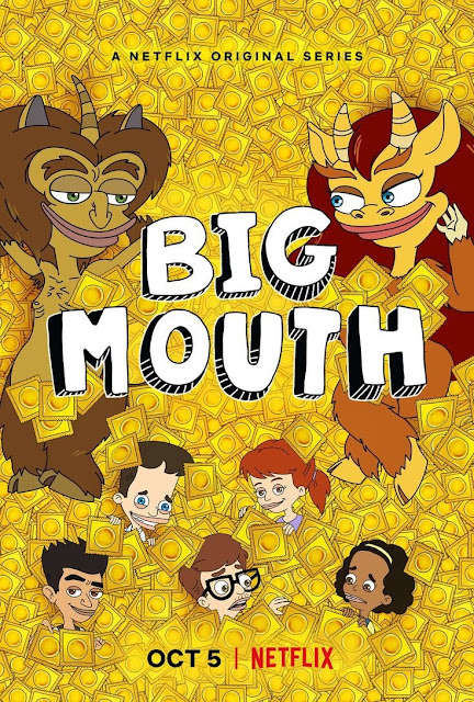 Big Mouth Temporada 3 [Descarga][Español]