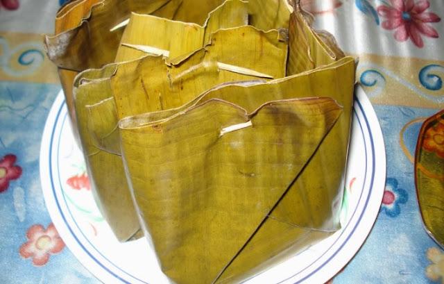 resep kue bongko isi gula merah