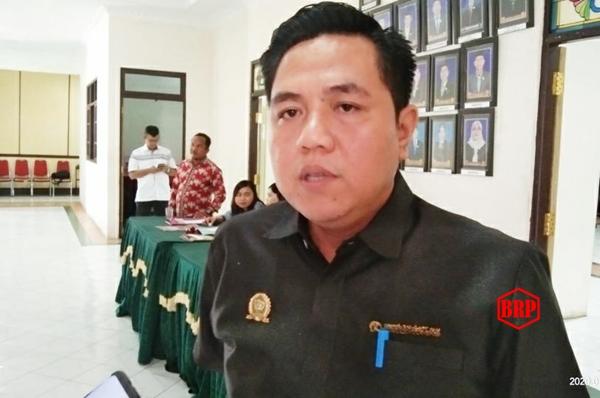 Waket I DPRD Bartim Sampaikan Dua Hal Yang Harus Dilakukan, Terkait Perkembangan Kasus Covid-19