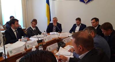 Рябошапка представив концепцію реформи прокуратури