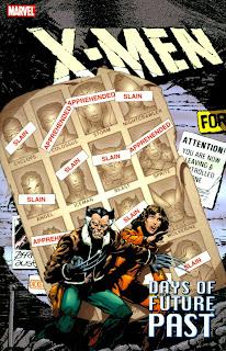 Review X-Men Days of Future Past Chris Claremont John Byrne Terry Austin John Romita Jr. Wolverine Kitty Pryde Shadowcat Marvel cover trade paperback tpb comic book