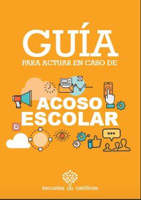 GUIA PARA ACTUAR EN CASO DE ACOSO ESCOLAR
