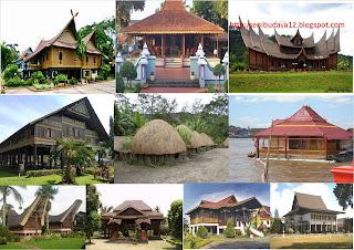 58 Gambar Rumah Adat Tradisional Di Indonesia HD Terbaik