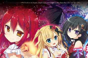 Download Game Visual Novel PC Ninja Girl and the Mysterious Army of Urban Legend Monsters!