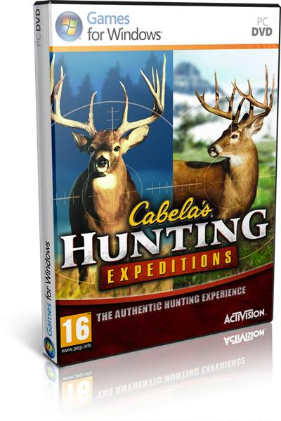 Cabela's Hunting Expeditions PC Full Skidrow Descargar 2012