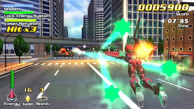 Exzeus The Complete Collections Game Screenshot 2
