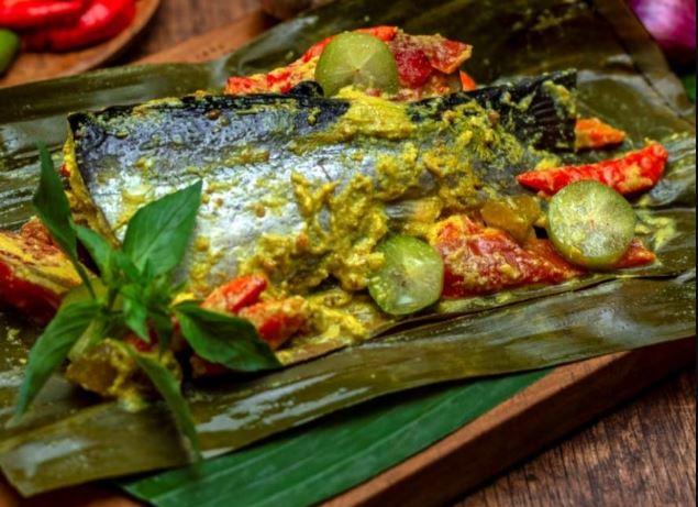 Resep Pepes Ikan Patin