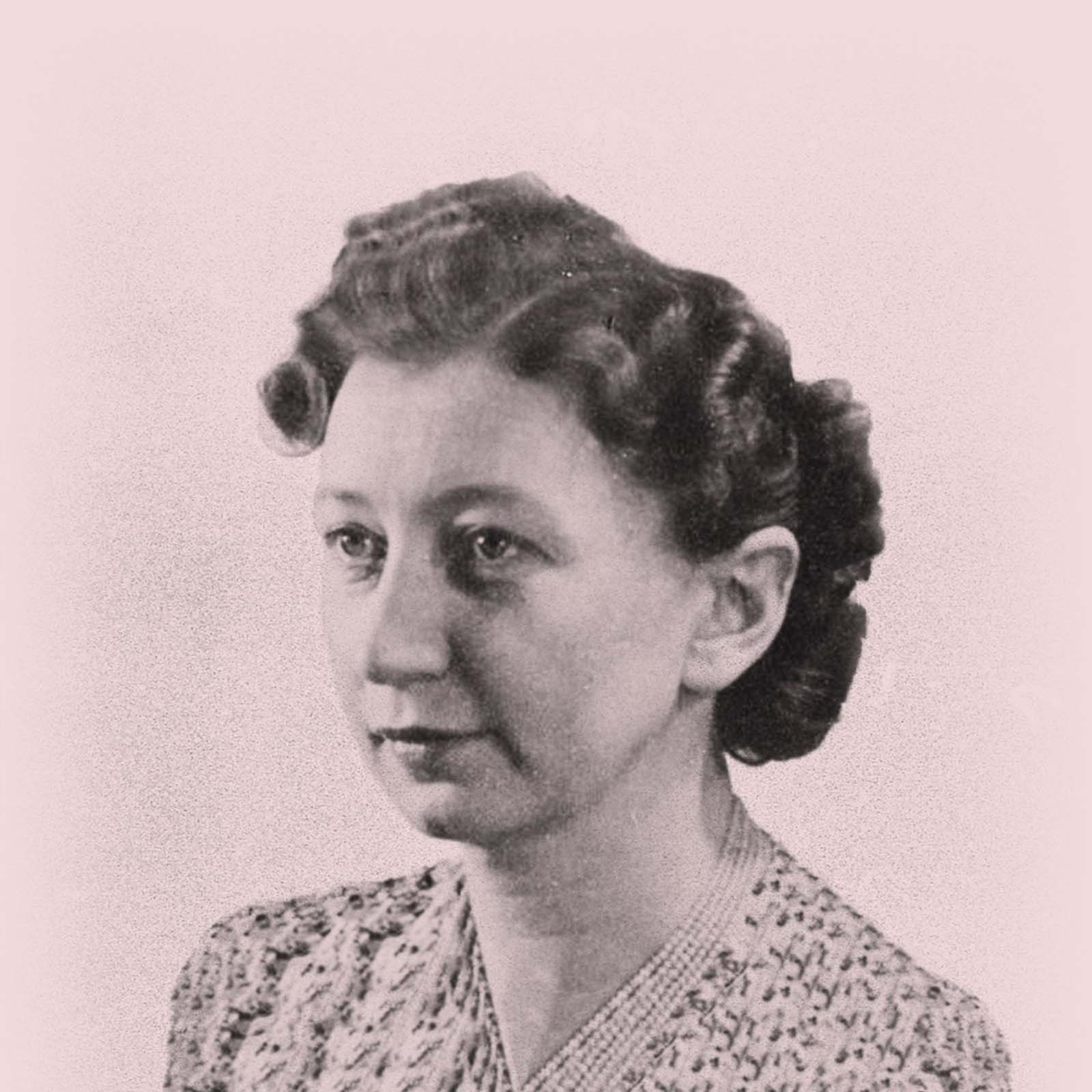 Miep Gies was one of the Dutch citizens who hid Anne Frank, her family and several family friends in an attic annex above Anne's father's place of business. This was intended to keep the Germans from finding them during World War II.
