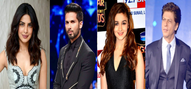 Bollywood celebrities income