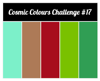 Cosmic Colours Challenge (1st of each month)