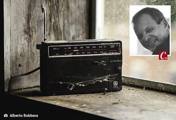 ambiente de leitura carlos romero cronica conto poesia narrativa pauta cultural literatura paraibana clovis roberto nostalgia saudosismo radio portatil