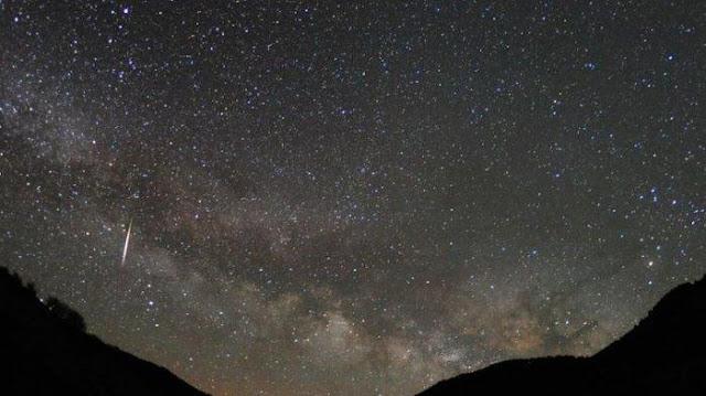 Viral Kemunculan Bintang Turaya, Disebut Tanda Pandemi Corona Berakhir, Ini Penjelasan Ahli.