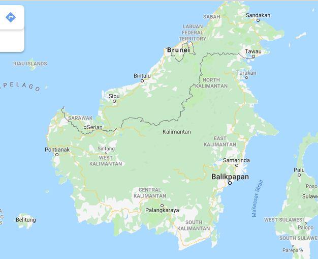 Penajam Paser Utara dan Kutai Kertanegara