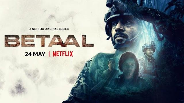 Betaal : Season 1 COMPLETE NF WEB-DL 480p, 720p   Single Episodes Download