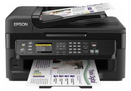 Image Epson WF-2540 Printer Driver