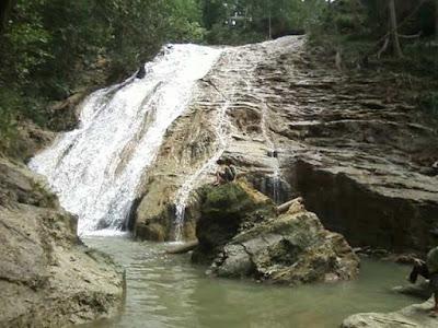 Air Terjun Banyunibo Pajangan