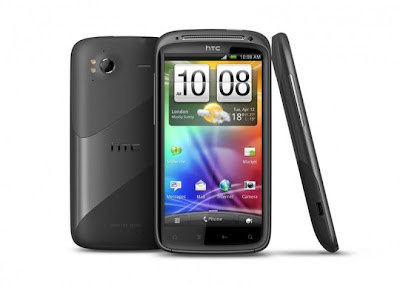 HTC Sensation 4G phone
