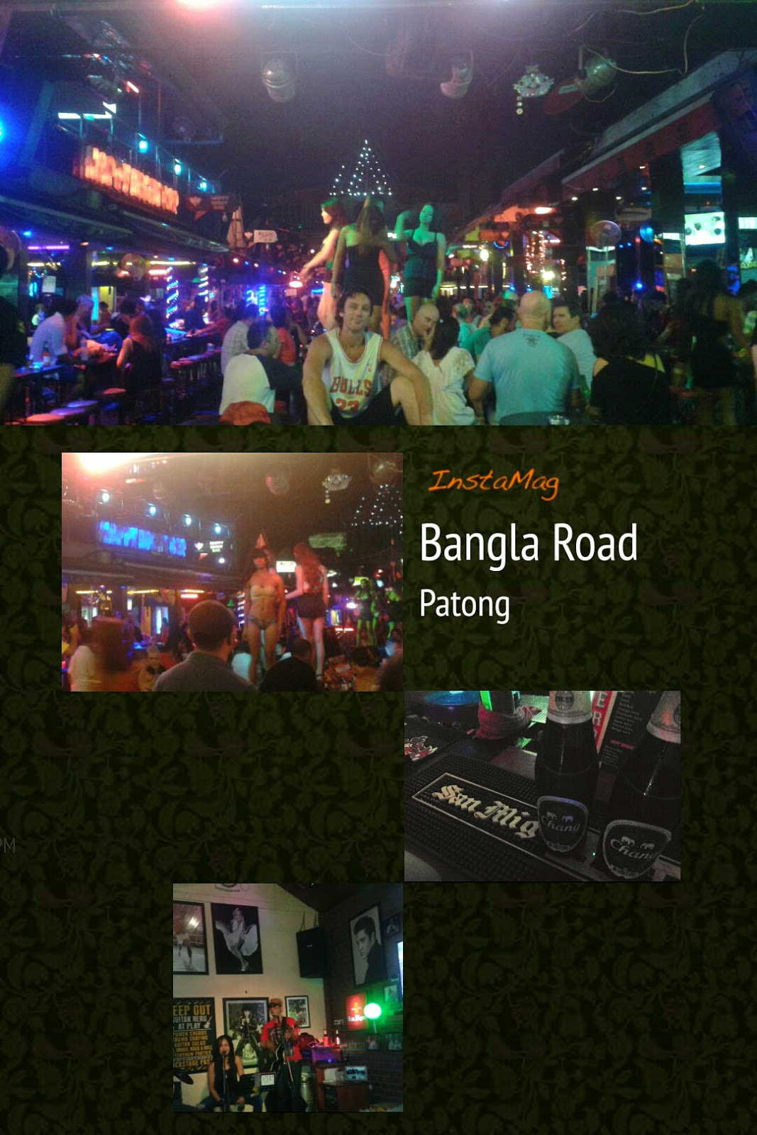 bangla road - Patong