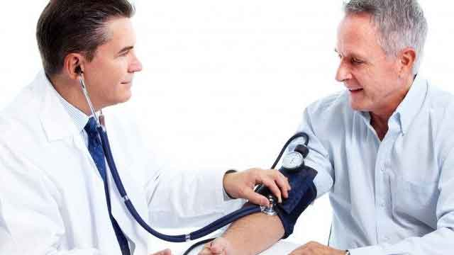 precaution and treatment of hypertension