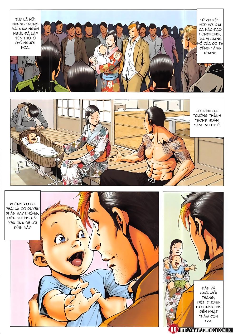 Người Trong Giang Hồ chapter 1864: cha tôi diệu dương trang 7