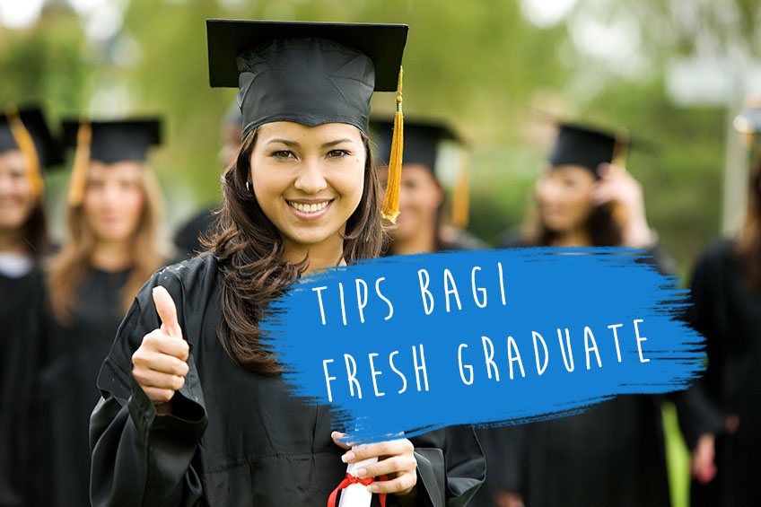 tips fresh graduate