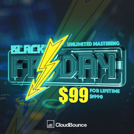 Cloudbounce  black friday deal