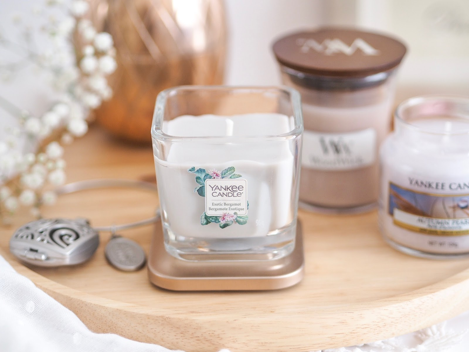 Yankee Candle Elevation Collection & Charming Scents Launch, UK Blogger, Beauty Blogger, Candle Blogger, Fragrance Blogger, Fragrance Review