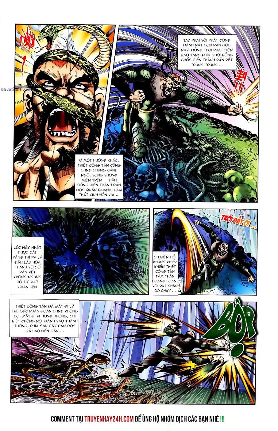 Cơ Phát Khai Chu Bản chapter 102 trang 11