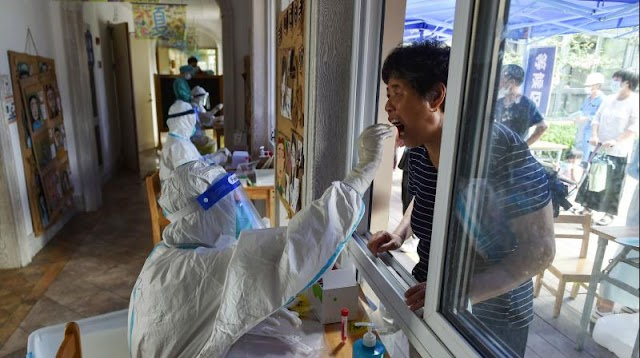 Millions under coronavirus lockdown as China battles Delta outbreak