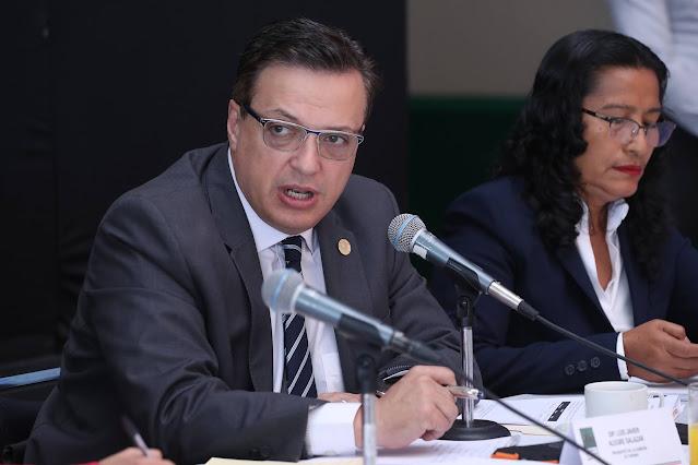 Luis Javier Alegre busca garantizar participación en selección de candidaturas a migrantes mexicanos o con doble nacionalidad