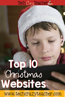 Top 10 Christmas Websites for students