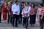 Presiden RI Joko Widodo Kembali Kunjungi Sulut