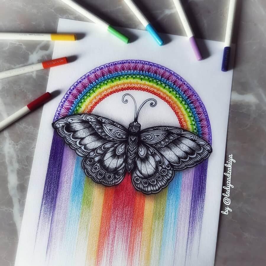 05-Rainbow-moth-ZSH-www-designstack-co