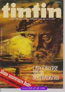 L'apocalypse selon Nostradamus