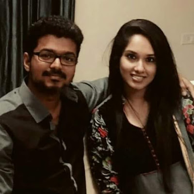 Actor Vijay Latest Photos