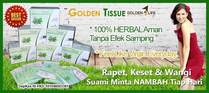 Jual Golden Tissue Majakani