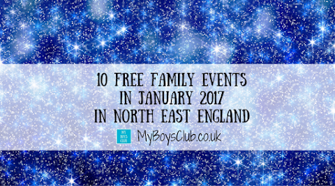 10 Free Family Events in January in North East England