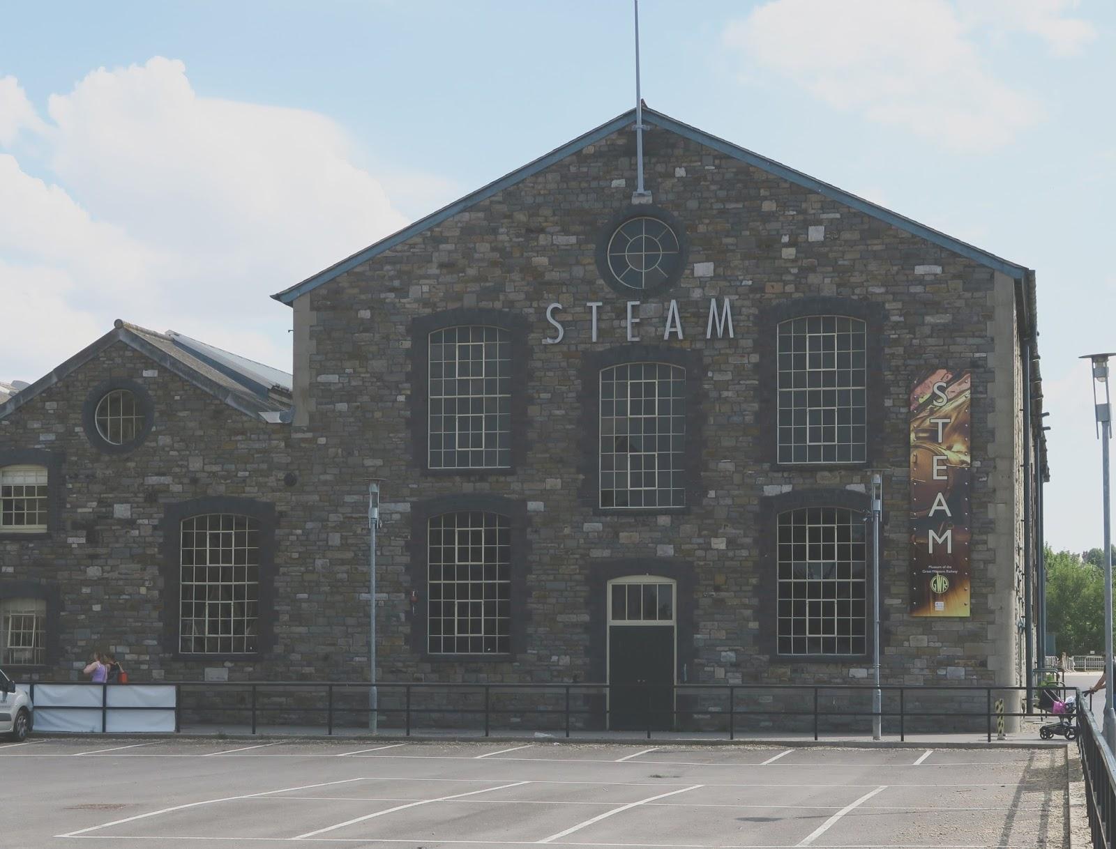 swindon steam