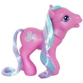 My Little Pony Toola-Roola Dress-up Daywear Wing Wishes Bonus G3 Pony