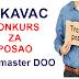 LUKAVAC - KONKURS ZA POSAO - Daymaster DOO