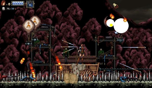 Wallachia Reign of Dracula Free Download PC Game Cracked in Direct Link and Torrent. Wallachia Reign of Dracula is a retro-styled action platformer/shooter game.