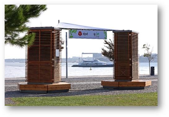 DPD produz mais 3.6 toneladas de m3 de oxigénio em Lisboa com o projeto City Trees