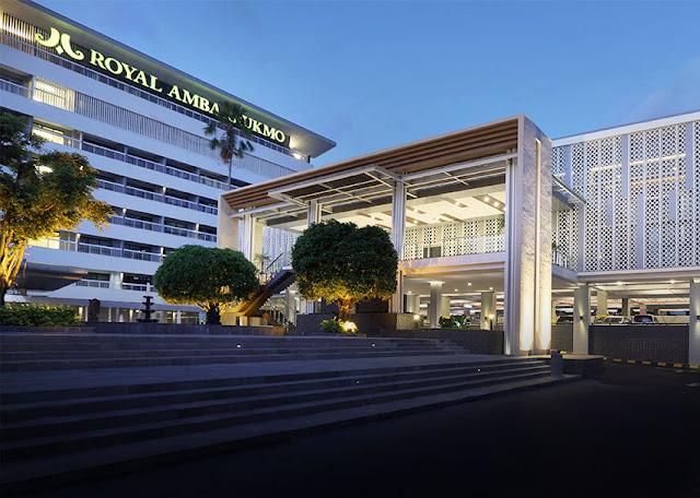 Ambarrukmo Hotel Yogyakarta