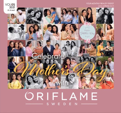 download Oriflame catalogue May 2021 pdf